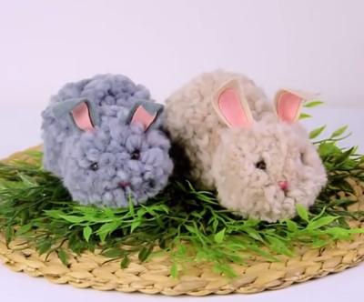 آموزش ساخت خرگوش عروسکی