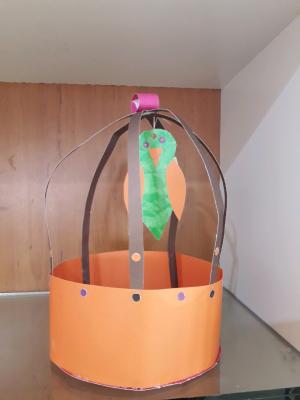 ساخت قفس پرنده