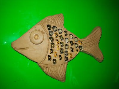 ماهی سفالی