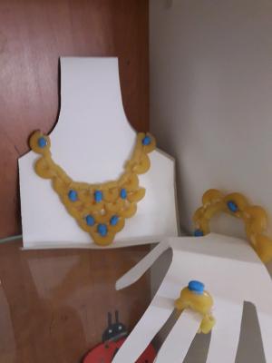 سرویس جواهرات خوراکی