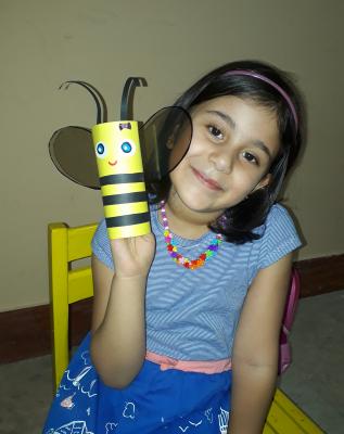 زنبور رولی