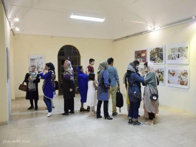 نمایش آثار تصویرگری براتیسلاوا در موزه معاصر صنعتی کرمان