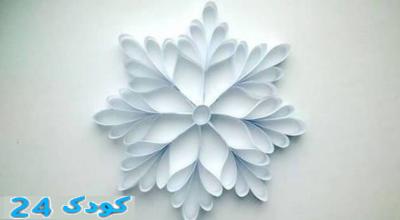 برف کاغذی