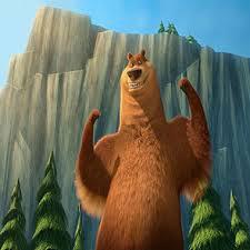 خرس زورگو