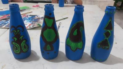گلدانهای سنتی
