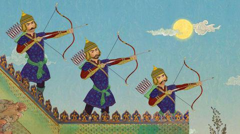 «زال و سیمرغ» بر فراز جشنواره پویانمایی تهران پرواز میکند/ قرار انیمیشنی در اسفند