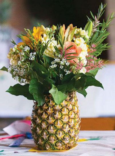 گلدان میوه