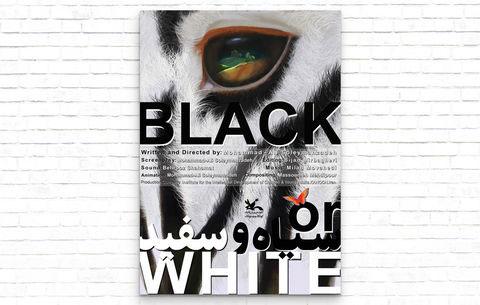 «سیاه و سفید» به جشنواره انیمیشن سیکاف کره جنوبی راه یافت