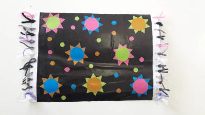 قالیچه کاغذی