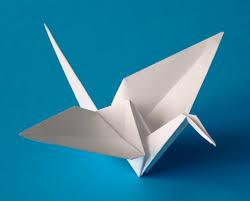 آموزش درنای اوریگامی