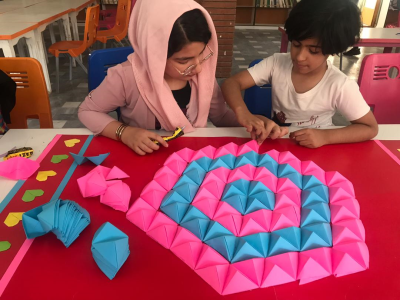 اوریگامی  پایه موبایل