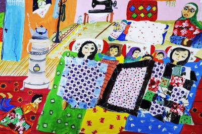 ۹ جایزه و ۱۱ دیپلم افتخار سهم کودکان ایرانی از رویداد نقاشی کودکان آسیایی